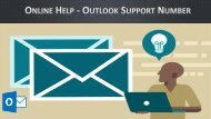 Get Microsoft Outlook Email Help +1-855-505-7815