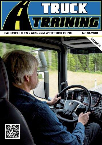 Truck Training Nr. 01/2018