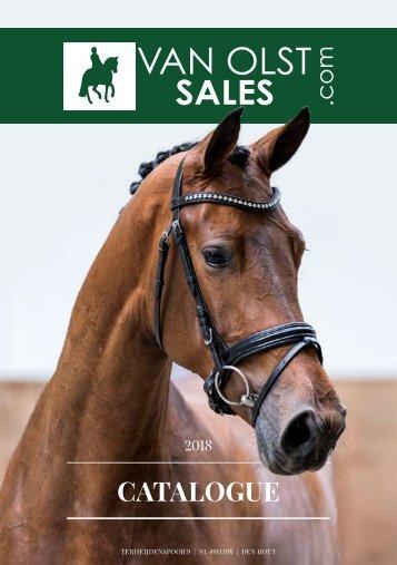 Catalogus Van Olst Sales 2018