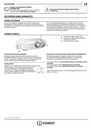 KitchenAid B 18 A1 D/I MC - B 18 A1 D/I MC LV (F102968) Setup and user guide
