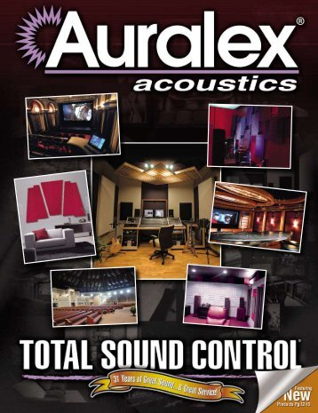 SonoSuede - Auralex Acoustics