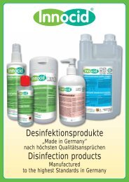 Über uns / About us - CCM GmbH - Creative Chemical Manufacturers
