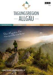 Tagungsregion Allgäu