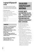 Sony FDR-AXP33 - FDR-AXP33 Consignes d'utilisation Estonien - Page 2