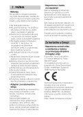 Sony FDR-AXP33 - FDR-AXP33 Consignes d'utilisation Serbe - Page 7