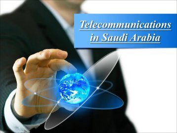 Telecommunications in Saudi Arabia