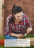 Gartenkatalog 2018 - Kleinlein Bauzentrum - Seite 2