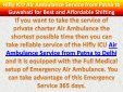 Hifly ICU Air Ambulance Service from Patna to Guwahati for Best and Affordable Shifting - Page 2