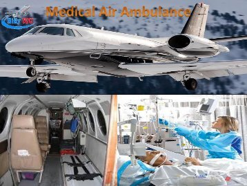 Get Hi-Tech Private Charter Air Ambulance Service from Bhopal and Raipur by Hifly ICU