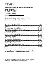 Occulta-Antiquariats-Katalog 18