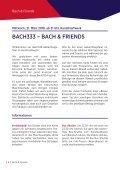 """Festival-Programm """"Bach333-Wir feiern Bach!"""" - Seite 6"""