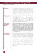 Kursprogramm EGZB 2018 - Page 4