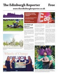 The Edinburgh Reporter February 2018 issue