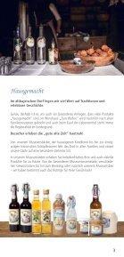 Veranstaltungskalender 2018 Markus Wasmeier Freilichtmuseum Schliersee - Seite 3