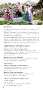 Veranstaltungskalender 2018 Markus Wasmeier Freilichtmuseum Schliersee - Seite 6