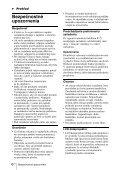 Sony VPL-DS100 - VPL-DS100 Consignes d'utilisation Slovaque - Page 6