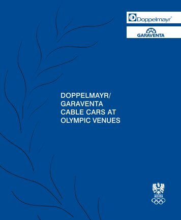 Doppelmayr/Garaventa cable cars at olympic venues [EN]