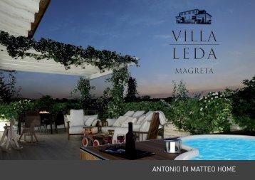Brochure VILLA LEDA Magreta
