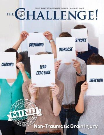 THE Challenge! Non-Traumatic Brain Injury