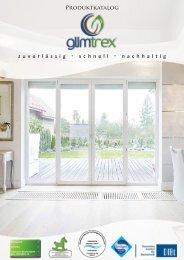 glimtrex Produktkatalog 2018