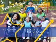Together We Soar: The Campaign to Elevate the Viscardi Vision