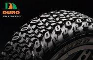 DURO Tire Golf and Light Utility Catalog