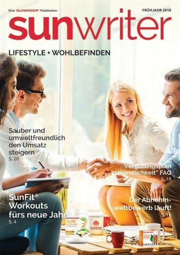 SunWriter Spring 2018 A4_DE