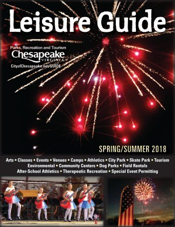 Leisure Guide Spring/Summer 2018
