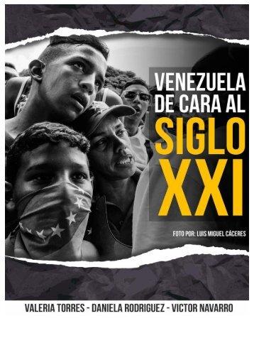Libro; Venezuela de cara al siglo XXI