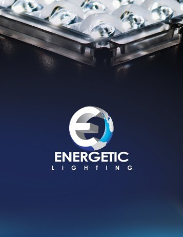 2017 Energetic Lighting Product Line v1