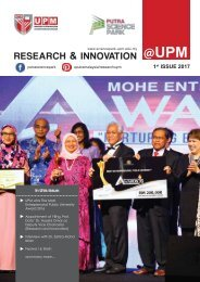 UPM Innovation Bulletin 2017