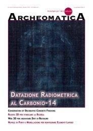 Archeomatica 4 2017