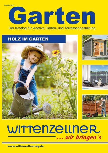 Gartenkatalog Wittenzellner