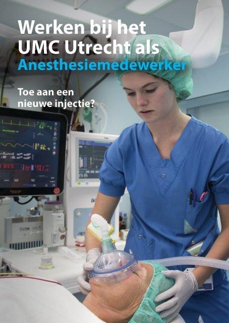 1351663 DVF anesthesiemedewerker