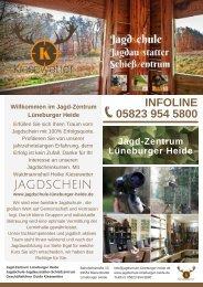 Jagd-Zentrum Lüneburger Heide Jagdschein