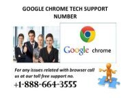 Do Chrome stops functioning call the Chrome support phone number +1-888-664-3555