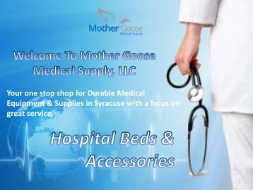 Buy Electric Hospital Beds in Syracuse at Affordable Prices