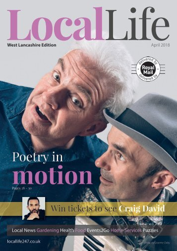 Local Life - West Lancashire - April 2018