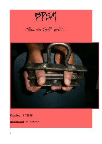 BDSM Katalog 1503