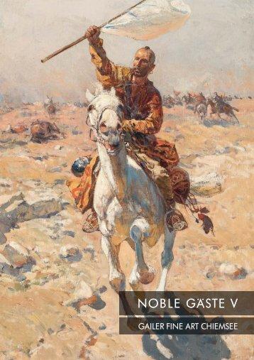 Galerie Gailer Noble Gaeste 5