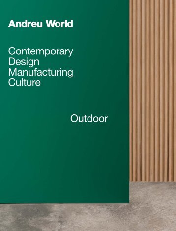 andreu-world-outdoor-catalog 2018