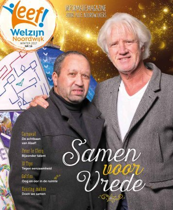 Magazine Leef! 16
