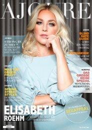 AJOURE´ Magazin April 2018