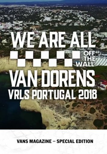 Vans-Magazine_VRLS 2018 Special edition