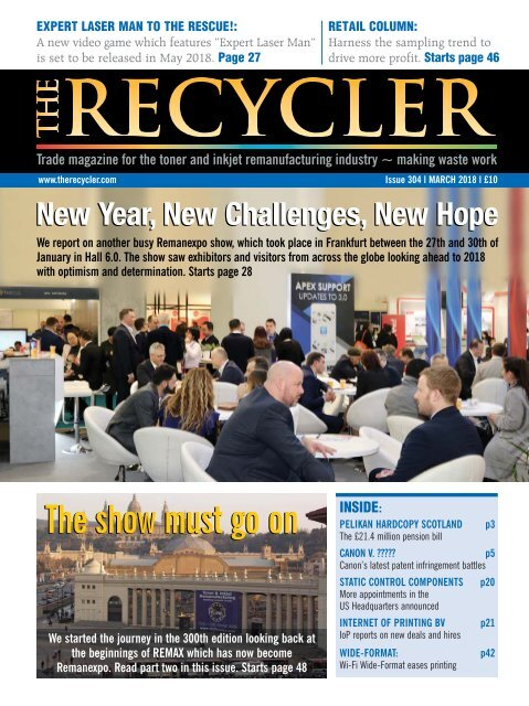 The Recycler Issue 304