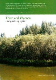 2017. nr. 9. Trær ved Øyeren