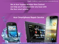 Acer Smartphone Repair Service