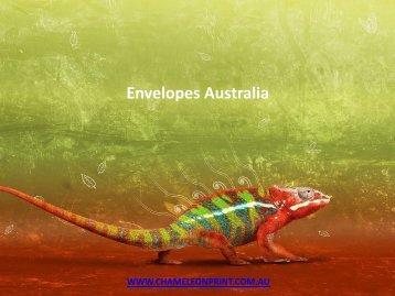 Envelopes Australia