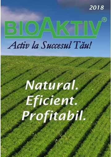 BioAktiv Professional for plants
