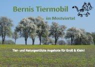 Bernis Tiermobil Angebote